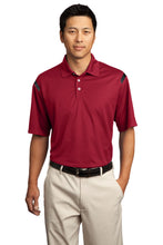 Load image into Gallery viewer, Nike Dri-FIT Shoulder Stripe Polo. 402394