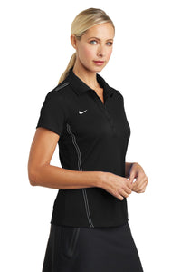 Nike Ladies Dri-FIT Sport Swoosh Pique Polo. 452885