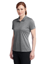 Load image into Gallery viewer, Nike Ladies Dri-FIT Heather Polo. 474455