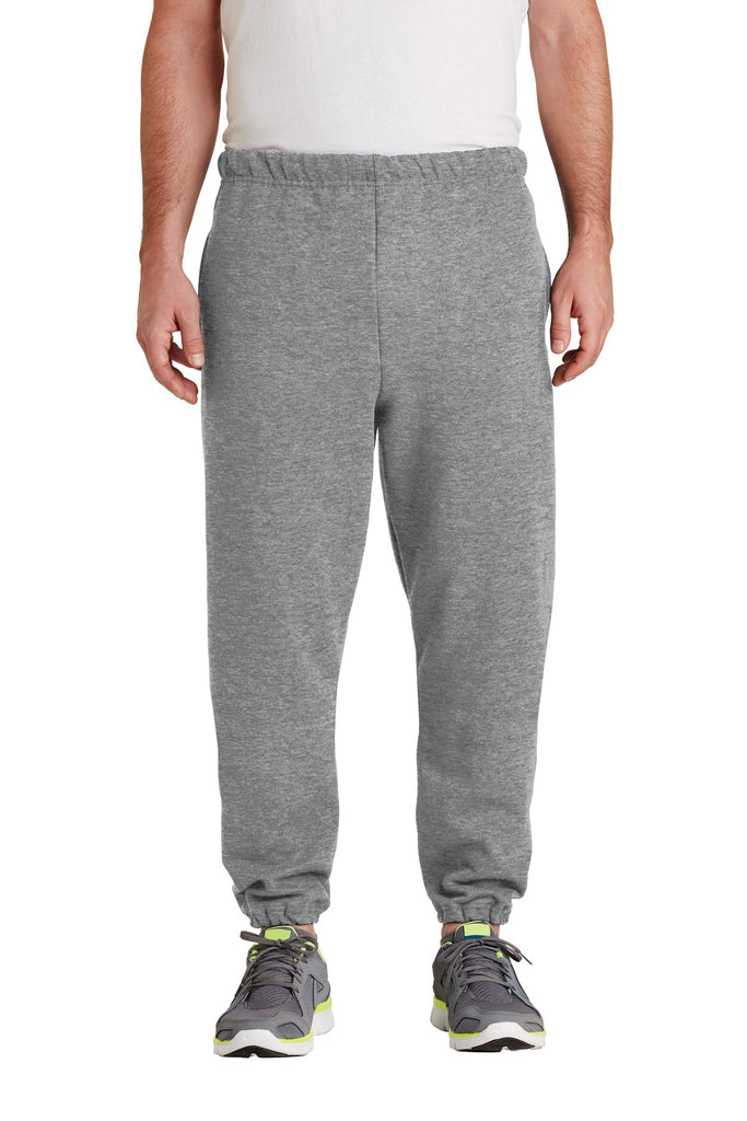 JERZEES® SUPER SWEATS® NuBlend® - Sweatpant with Pockets.  4850MP