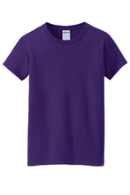 Load image into Gallery viewer, Gildan Ladies Heavy Cotton 100% Cotton T-Shirt. 5000L