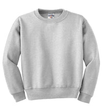 Load image into Gallery viewer, JERZEES - Youth NuBlend Crewneck Sweatshirt.  562B