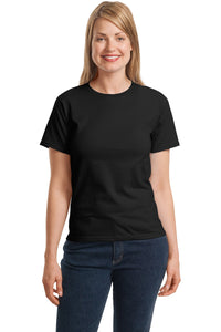 CLOSEOUT Hanes - Ladies ComfortSoft Crewneck T-Shirt.  5680