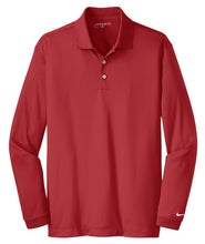 Load image into Gallery viewer, Nike Tall Long Sleeve Dri-FIT Stretch Tech Polo. 604940
