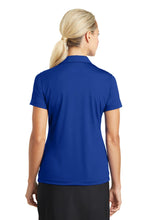 Load image into Gallery viewer, Nike Ladies Dri-FIT Vertical Mesh Polo. 637165