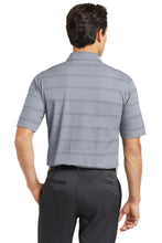 Load image into Gallery viewer, Nike Dri-FIT Fade Stripe Polo. 677786