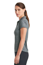 Load image into Gallery viewer, Nike Ladies Dri-FIT Crosshatch Polo. 838961