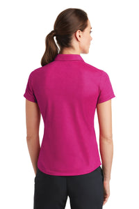 Nike Ladies Dri-FIT Crosshatch Polo. 838961