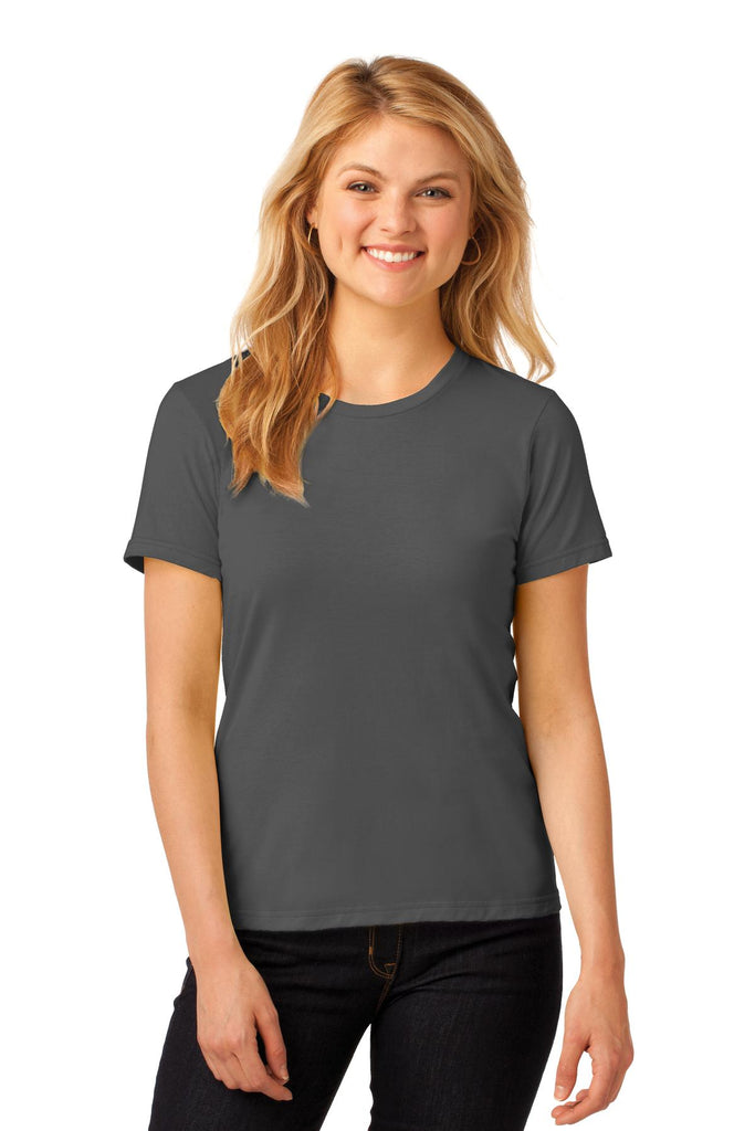 Anvil® Ladies 100% Combed Ring Spun Cotton T-Shirt. 880