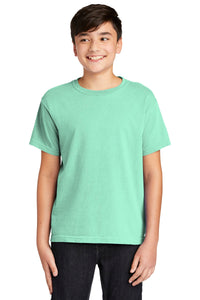 COMFORT COLORS  Youth Midweight Ring Spun Tee. 9018