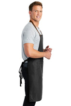 Load image into Gallery viewer, Port Authority  Market Full-Length Bib Apron. A800