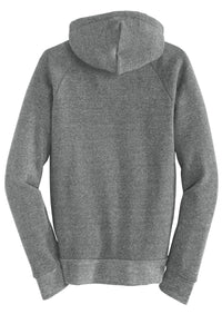 Alternative Women's Adrian Eco -Fleece Zip Hoodie. AA9573