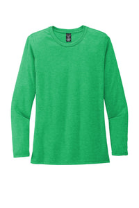 Allmade   Women's Tri-Blend Long Sleeve Tee AL6008