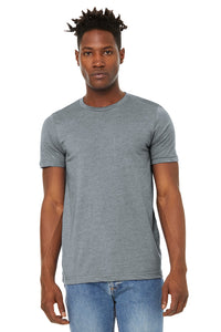 BELLA+CANVAS  Unisex Sueded Tee. BC3301