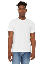 Load image into Gallery viewer, BELLA+CANVAS  Unisex Sueded Tee. BC3301