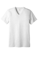 Load image into Gallery viewer, BELLA+CANVAS  Unisex Triblend Short Sleeve V-Neck Te. BC3415