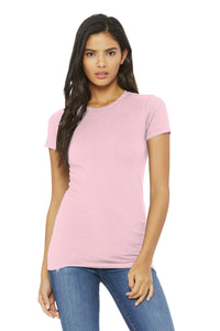 BELLA+CANVAS  Women's The Favorite Tee. BC6004