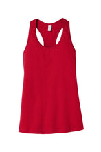 Load image into Gallery viewer, BELLA+CANVAS  Women's Jersey Racerback Tank. BC6008