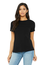 Load image into Gallery viewer, BELLA+CANVAS  Women's Relaxed Jersey Short Sleeve Tee. BC6400