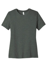 BELLA+CANVAS  Women's Relaxed Jersey Short Sleeve Tee. BC6400