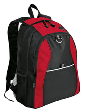 Load image into Gallery viewer, Port Authority Contrast Honeycomb Backpack. BG1020