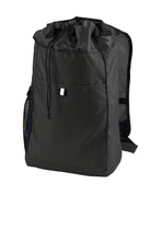 Load image into Gallery viewer, Port Authority  Hybrid Backpack. BG211