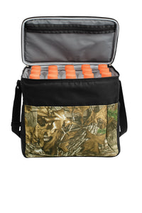 Port Authority Camouflage 24-Can Cube Cooler. BG514C
