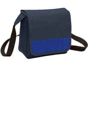 Port Authority® Lunch Cooler Messenger. BG753