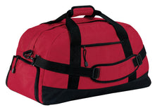 Load image into Gallery viewer, Port Authority - Basic Large Duffel.  BG980