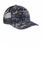 Load image into Gallery viewer, Port Authority  Digi Camo Snapback Trucker Cap C114