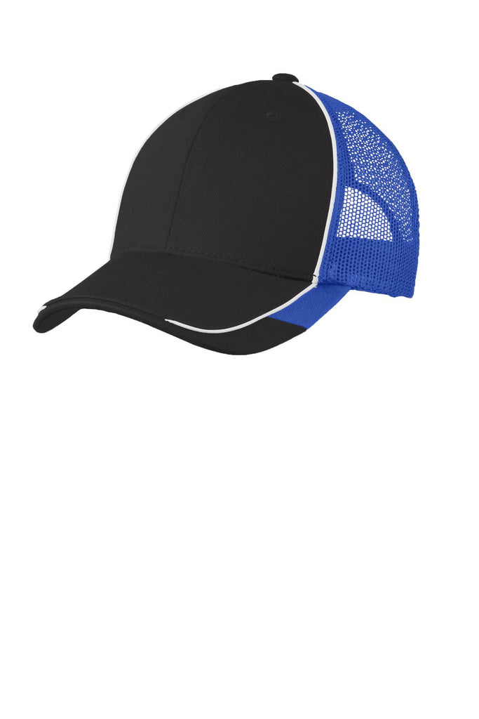 Port Authority® Colorblock Mesh Back Cap. C904