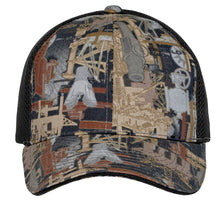 Load image into Gallery viewer, Port Authority Camouflage Cap with Air Mesh Back. C912