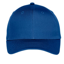 Load image into Gallery viewer, Port Authority Uniforming Twill Cap. C913
