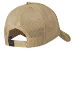 Load image into Gallery viewer, Port Authority Unstructured Camouflage Mesh Back Cap. C929