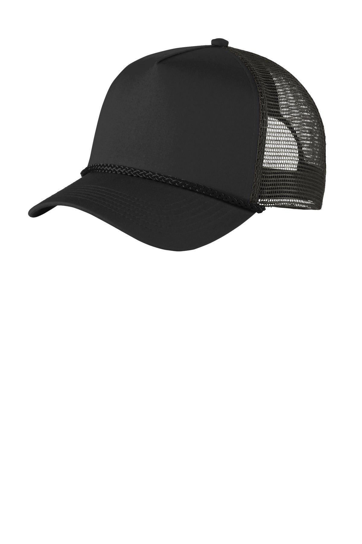 Port Authority 5-Panel Snapback Cap. C932