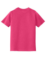 Load image into Gallery viewer, Port & Company Toddler Core Cotton Tee. CAR54T