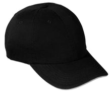 Load image into Gallery viewer, Port & CompanyWashed Twill Sandwich Bill Cap.  CP79