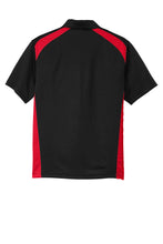 Load image into Gallery viewer, CornerStone Select Snag-Proof Two Way Colorblock Pocket Polo. CS416