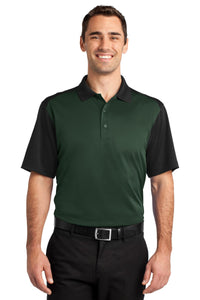 CLOSEOUT CornerStone Select Snag-Proof Blocked Polo. CS417
