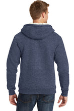 Load image into Gallery viewer, CornerStone Heavyweight Sherpa-Lined Hooded Fleece Jacket. CS625