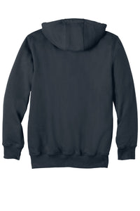Carhartt  Rain Defender  Paxton Heavyweight Hooded Zip-Front Sweatshirt. CT100614