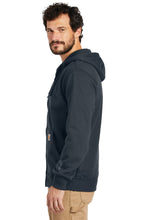 Load image into Gallery viewer, Carhartt  Rain Defender  Paxton Heavyweight Hooded Zip-Front Sweatshirt. CT100614