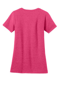 District  Women's Perfect BlendTee. DM108L