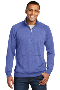 District Lightweight Fleece 1/4-Zip. DM392