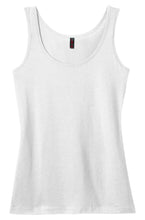 Load image into Gallery viewer, CLOSEOUT District Made - Ladies Modal Blend Tank DM481