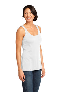 CLOSEOUT District Made - Ladies Modal Blend Tank DM481