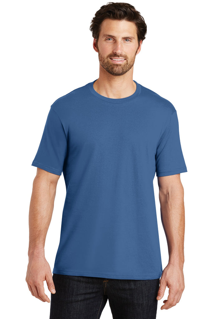 District Made® Mens Perfect Weight® Crew Tee. DT104