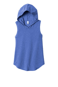 District  Women's Perfect Tri  Sleeveless Hoodie DT1375
