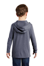 Load image into Gallery viewer, District  Youth Perfect Tri  Long Sleeve Hoodie DT139Y