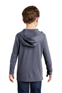 District  Youth Perfect Tri  Long Sleeve Hoodie DT139Y